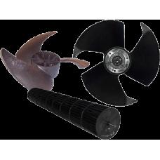 Крыльчатка вентилятора кондиционера LG MDG62002904